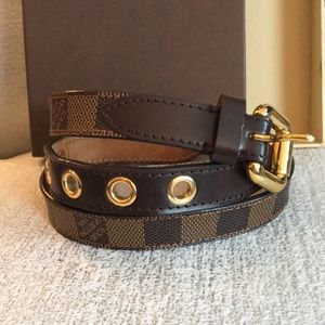 Women s Louis Vuitton Belt Used on Poshmark cb13ac2e3